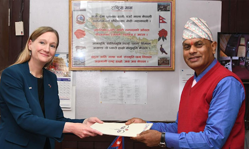 The United States Government Provides Personal Protective Equipment to Contain Novel Coronavirus in Nepal