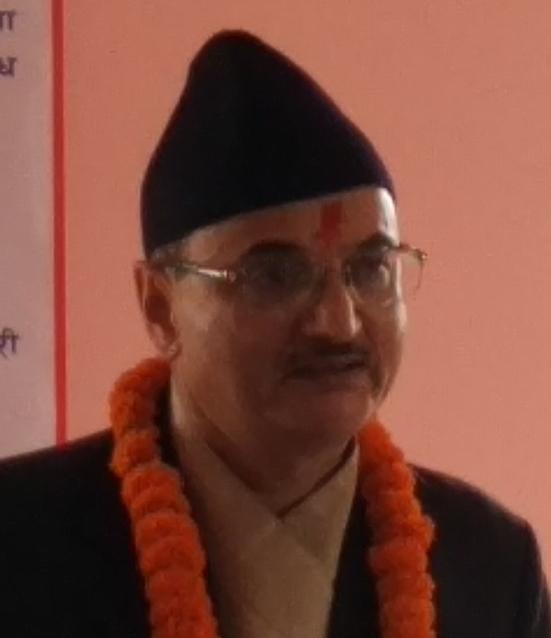 Lalitpur District Court Judge Balmukund Dawadi