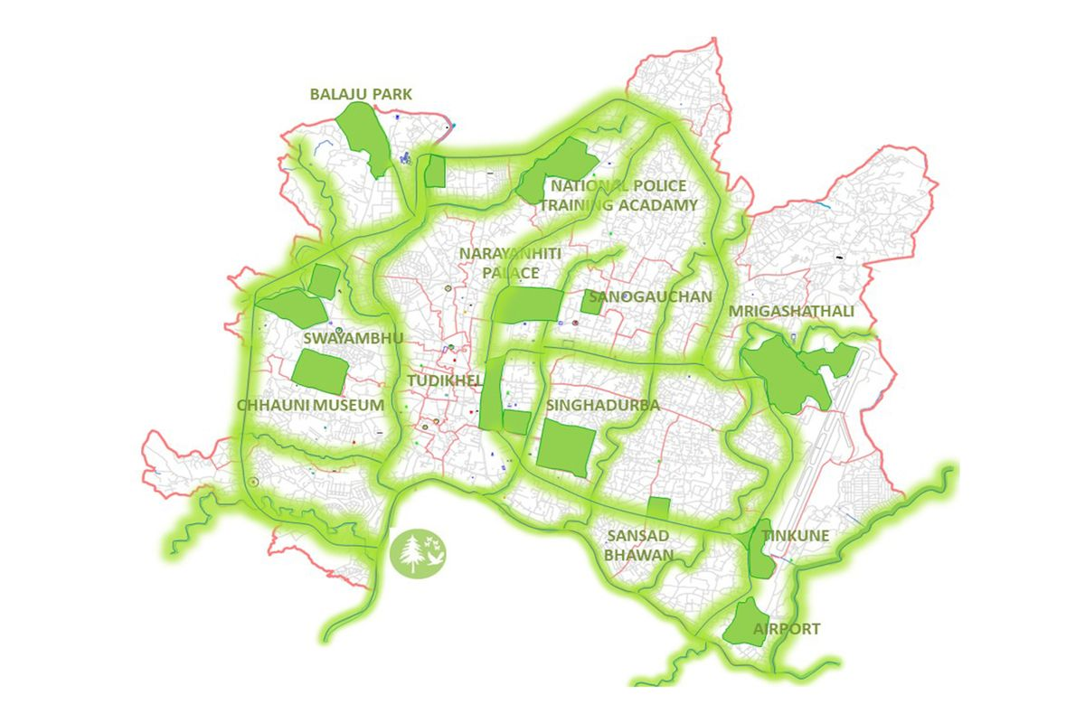 Why Kathmandu needs a 'green necklace'