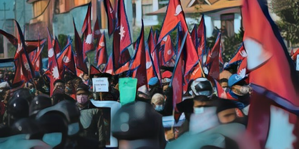 Nepal's turn away from representative democracy