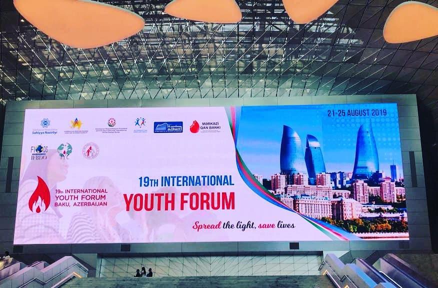 HLB in 19th International Youth Forum of IFBDO