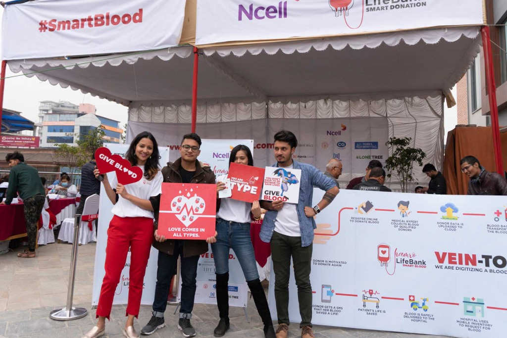 LABIM MALL : SMART BLOOD DONATION EVENT