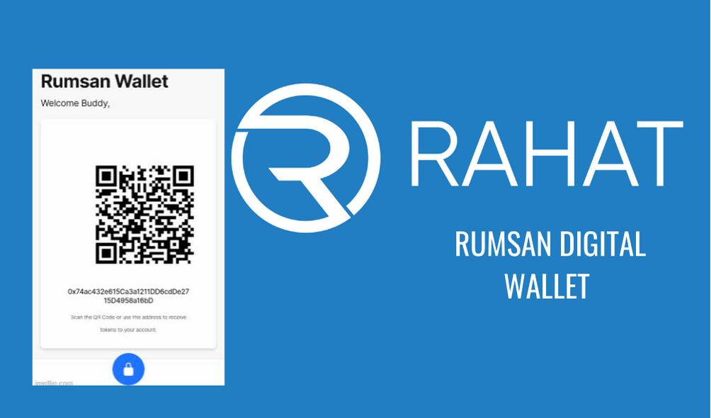 Rahat - Rumsan Digital Wallet